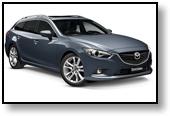 Mazda 6 SW